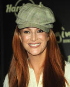 "Angie Everhart @ Hard Rock Hosts ""Imagine There's No Hunger: Celebrating The Songs Of John Lennon"" 02-11-2010"