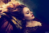 Адель, фото 34. Adele Vogue US March 2012 -*Scans MQ, foto 34,