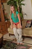 Nikki Johnson - Footfetish 446i6v9pyah.jpg