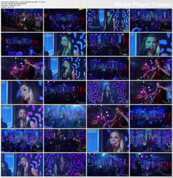 Christina Perri ~ A Thousand Years ~ Jimmy Kimmel Live 11/15/11 (HDTV)