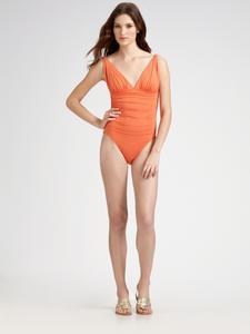 Камила Финн, фото 7. Camila Finn Sak Fifth Avenue Swimwear Photoshoot, photo 7