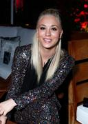 Kaley Cuoco - Voli Light Vodka's Holiday in West Hollywood 12/06/12