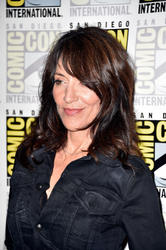Katey Sagal - 'Sons of Anarchy' Panel During Comic-Con (7/27/14)