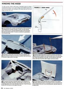 Как сделать петли на борта 141