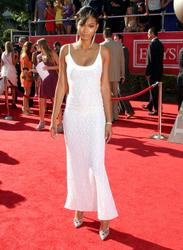 Шанель Иман, фото 521. Chanel Iman - Booty in dress at 2012 ESPY Awards at Nokia Theatre LA Live in LA, 11 July 11, foto 521