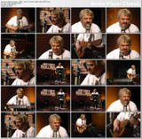 DANIEL JOHNSTON - Mask - live on The Henry Rollins Show s01e14 (2006)