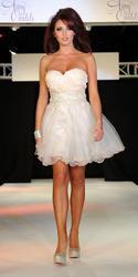Эми Чайлдс, фото 237. Amy Childs Spring/Summer 2012 Collection Launch in London, Mar 19, foto 237