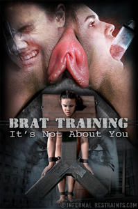 INFERNAL RESTRAINTS: Nov 7, 2014: Brat Training: It's Not About You | Penny Barber